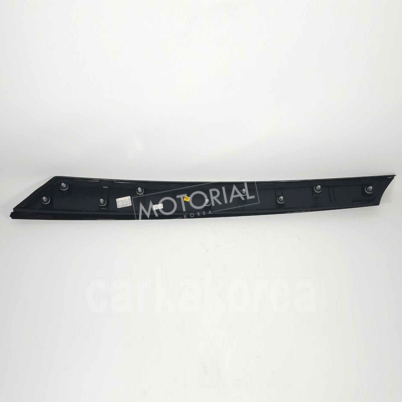 Front Windshield Pillar Molding Garnish Left Right 2EA For KIA SOUL 2009-2011