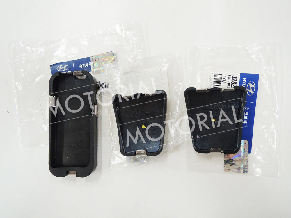 2017 2019 HYUNDAI ELANTRA / AVANTE OEM Manual Pedal 3pcs 1set