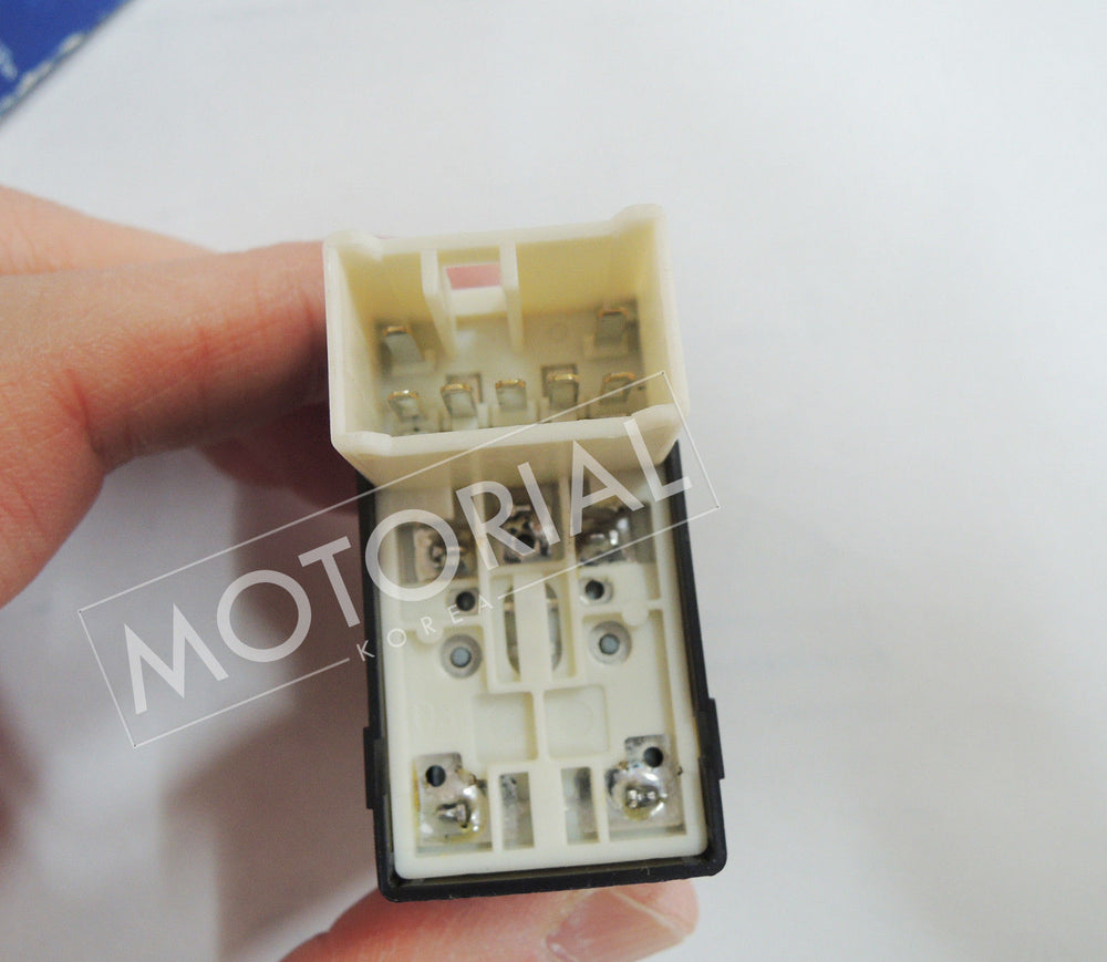 2001-2006 HYUNDAI SANTA FE OEM Sub Power Window Switch