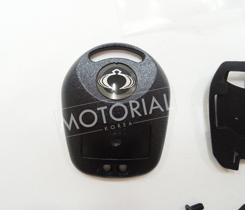 SSANGYONG REXTON 2007-2012 Genuine OEM Key Case + Plate 8717A08D10
