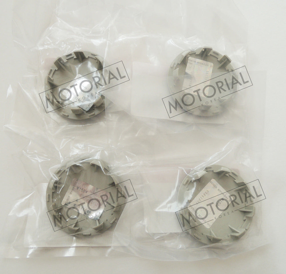 2011-2015 KIA OPTIMA Genuine OEM Wheel Center Cap 4pcs Set
