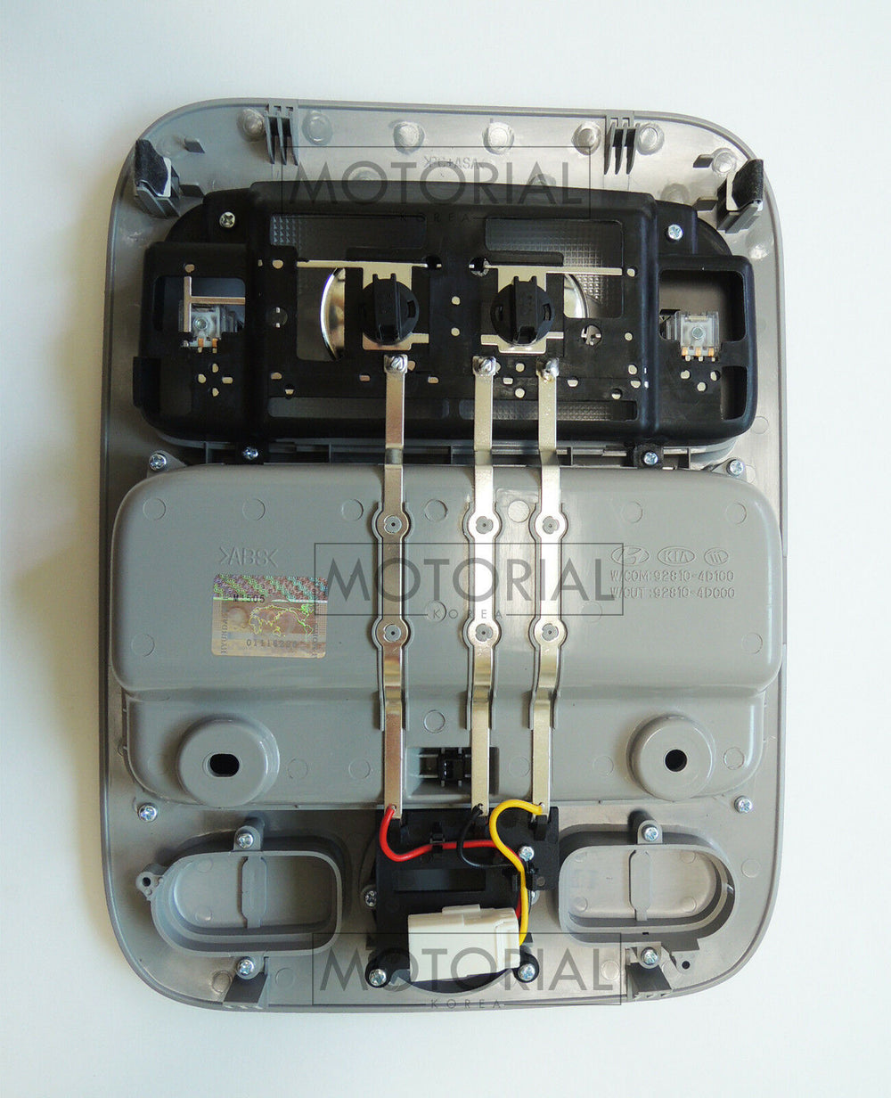 Genuine OEM Lamp Assy-Overhead Console No Trip For HYUNDAI ENTOURAGE 2006-2010 #928104D000QW