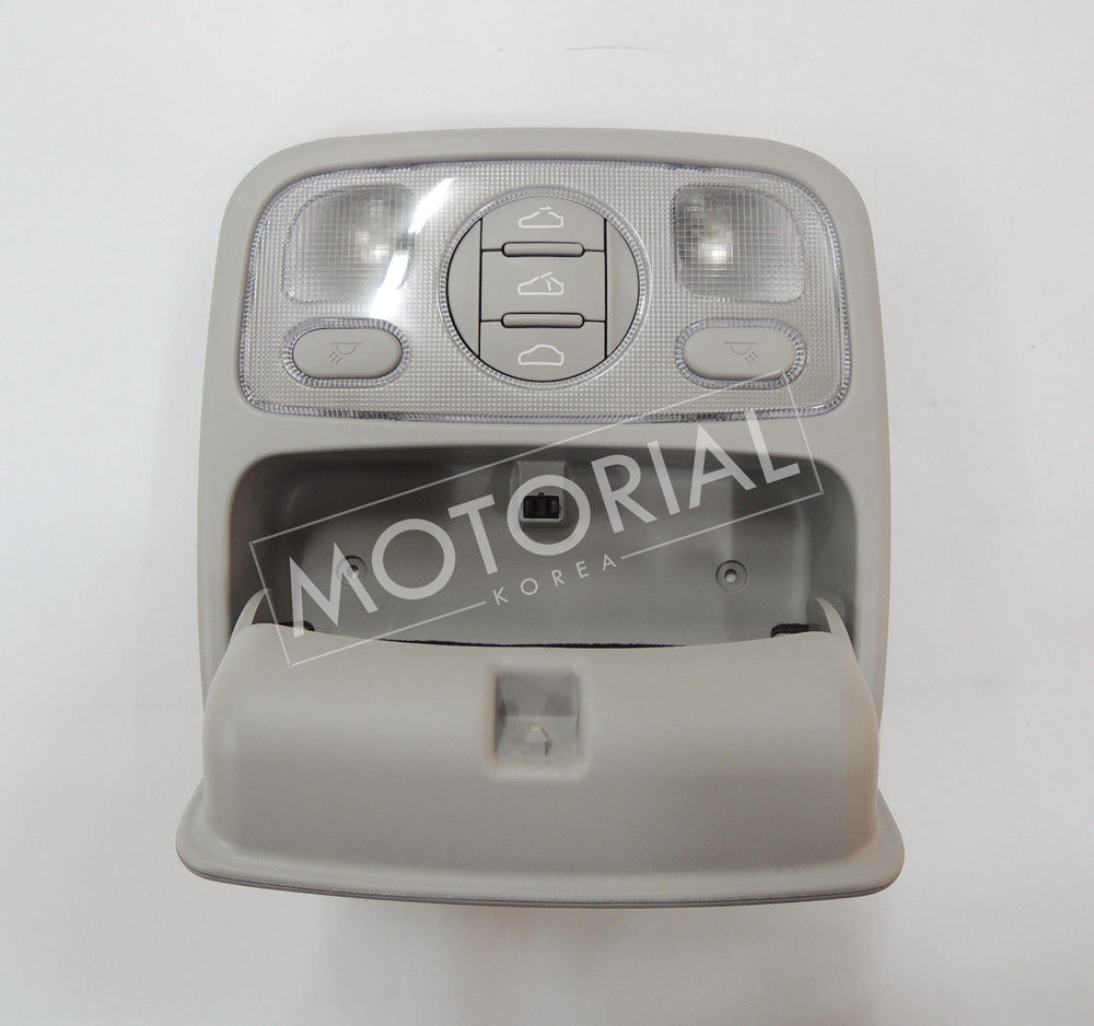2007-2012 KIA RONDO / CARENS Genuine OEM Gray Lamp Assy Overhead Console Sunroof