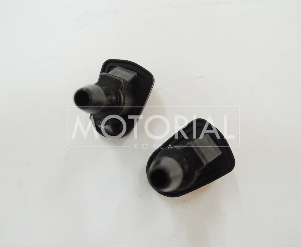 2009-2015 SSANGYONG KYRON Genuine OEM Windshield Washer Nozzle 2pcs Set
