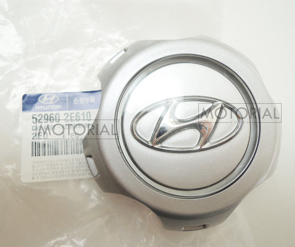 2004-2009 HYUNDAI TUCSON Genuine OEM Wheel Center Hub Cap 4EA Set