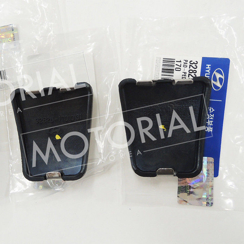 2011-2016 HYUNDAI VELOSTER Genuine OEM Clutch Brake Pedal 2pcs 1set