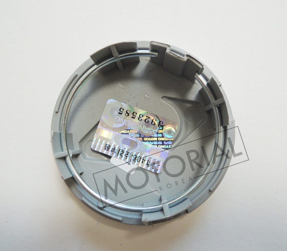 2008-2012 SSANGYONG REXTON Genuine OEM 16 / 18inch Wheel Center Hub Cap 4pcs Set