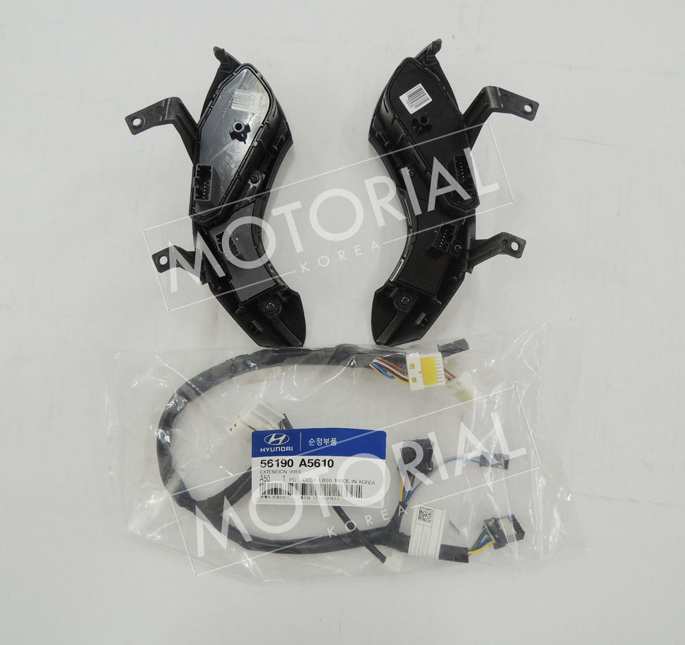 2013-2015 HYUNDAI i30 / ELANTRA GT OEM Auto Cruise Audio Switch + Wire Set