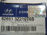 2012-2014 HYUNDAI i40 Genuine OEM Door Outside Handle 82651 3Z210T6S