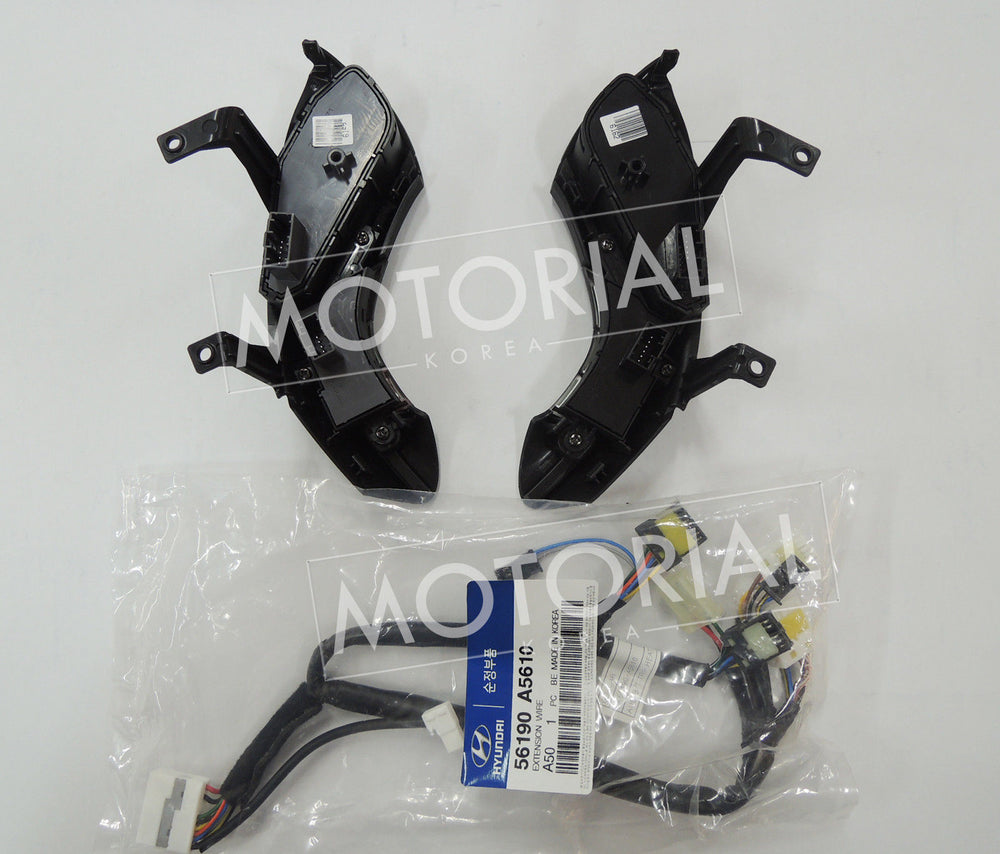 2013-2016 HYUNDAI ELANTRA GT / i30 OEM Audio Auto Cruise Switch Set