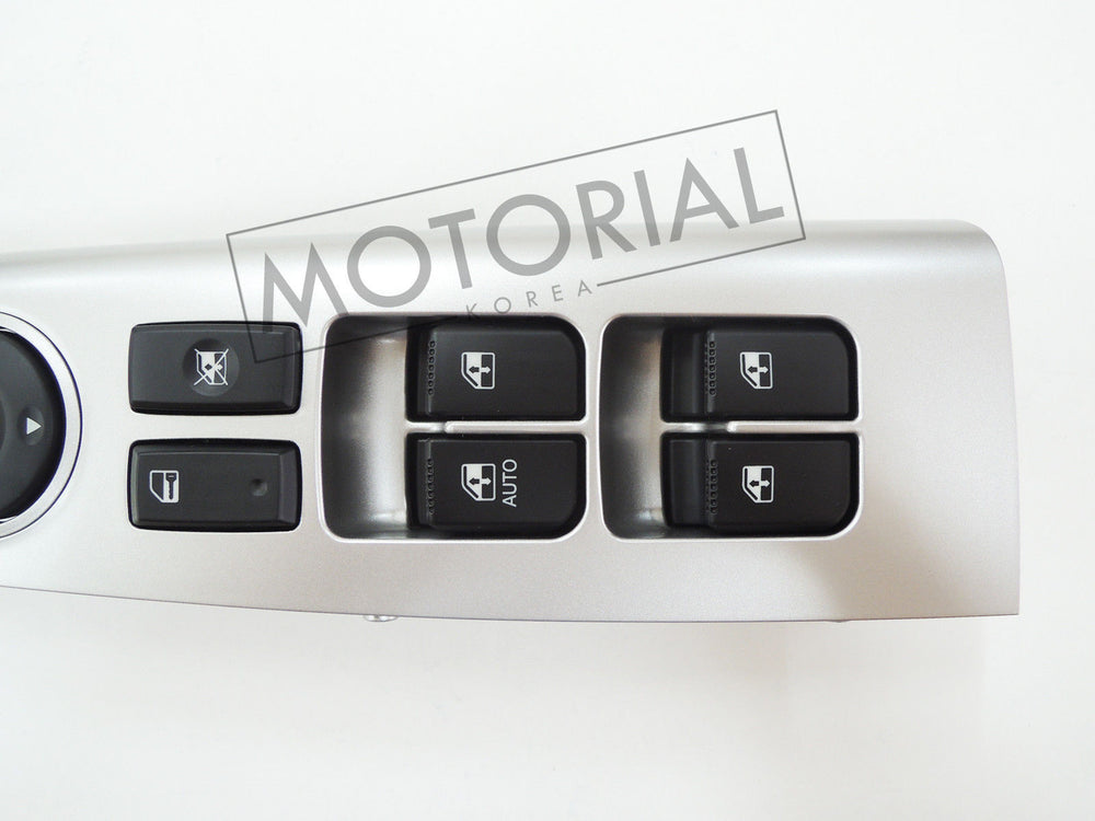 HYUNDAI SANTA FE 2007-2011 OEM Power Window Switch Main + Passenger 2EA Set