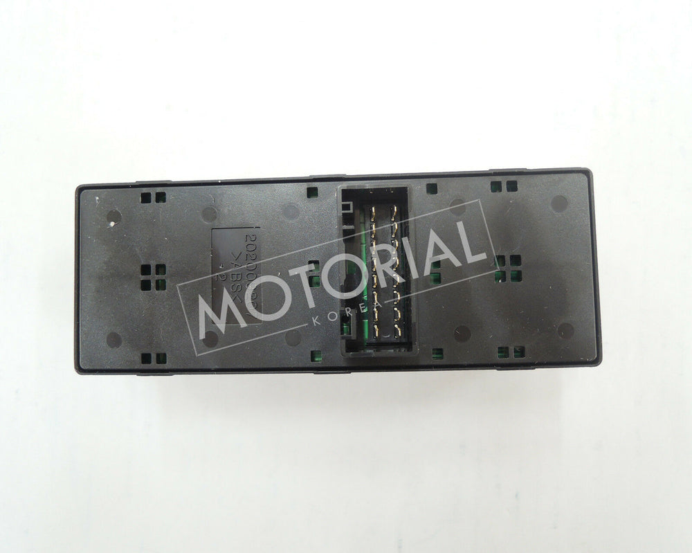 SSANGYONG KORANDO / NEW ACTYON 2011 2012 2013 OEM Switch Assy Power Window Main 8581134100HDV