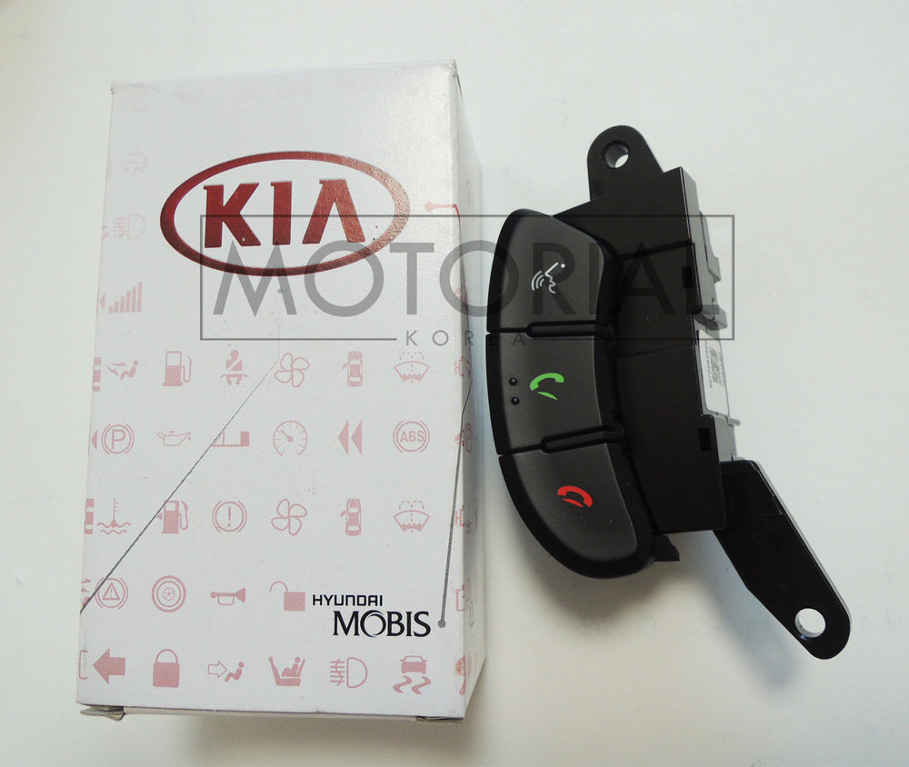 2014-2019 KIA SOUL OEM Auto Cruise Bluetooth Switch + Ext Wire 3pcs Set Heated
