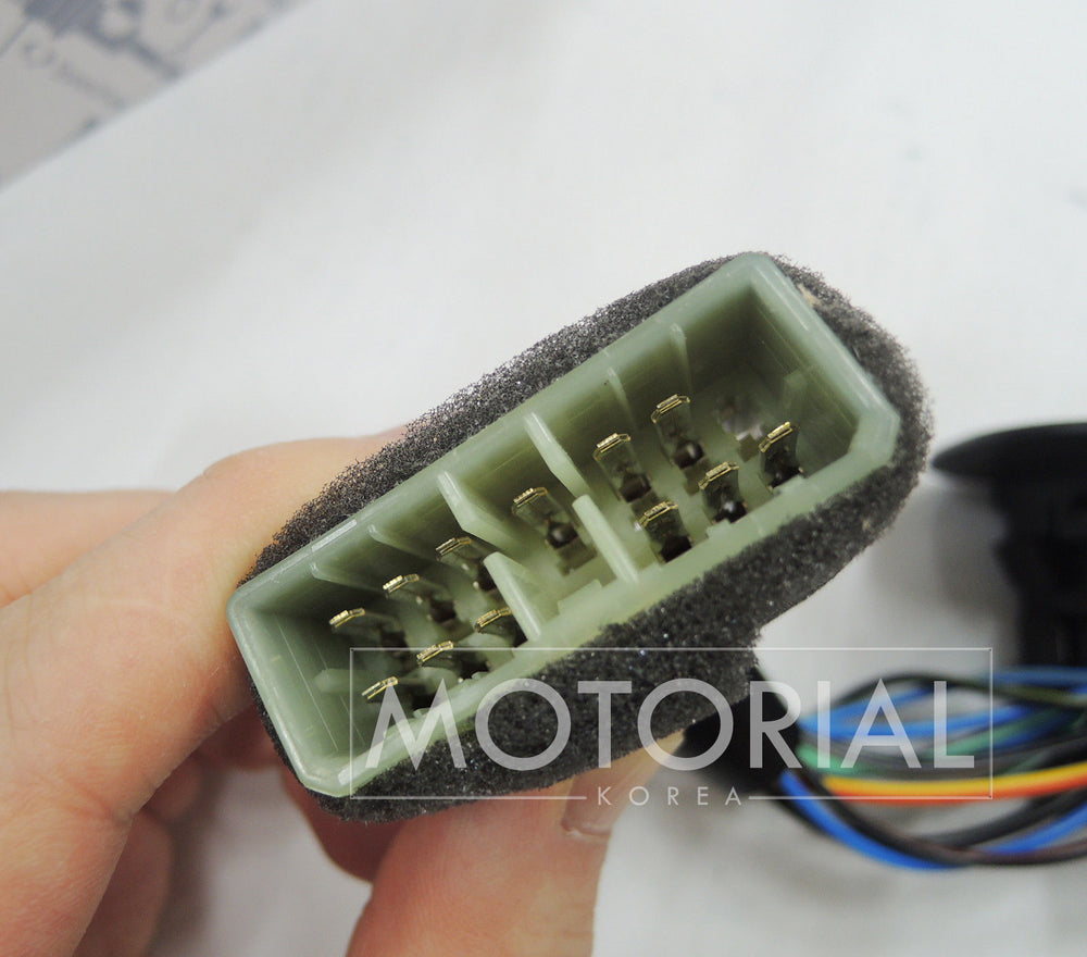 1993-2005 SSANGYONG MUSSO Genuine Front Main Power Window Switch Assy