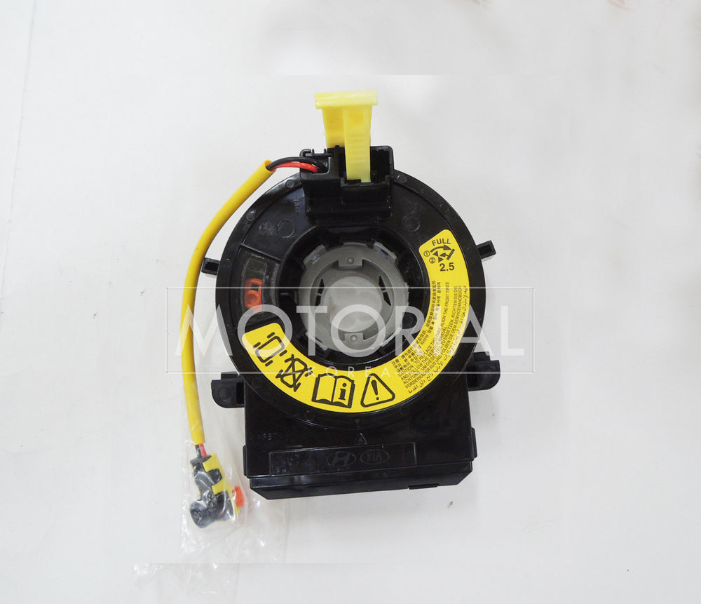 2011-2014 KIA PICANTO OEM Audio Handsfree Switch Clock Spring Wire Set No Heated