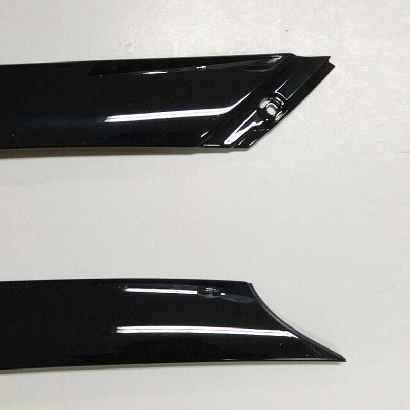 2011-2017 HYUNDAI VELOSTER Genuine Front Windshield Garnish Molding 2pcs Set