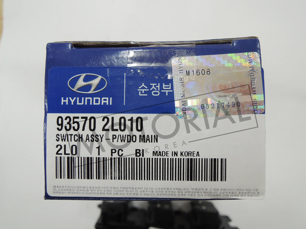 2008-2012 HYUNDAI i30 / i30cw / ELANTRA TOURING OEM Power Window Switch Assy