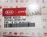 2012-2014 KIA RIO Genuine OEM Auto Light Switch Assy + Sensor 2EA Set