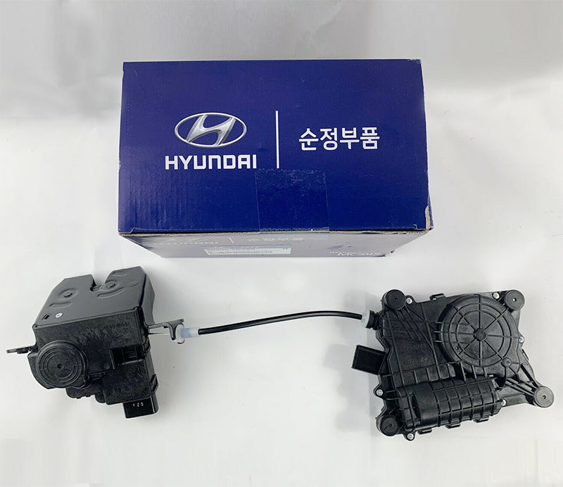 2020 2021 HYUNDAI Palisade Genuine Rear Tail Gate Latch Liftgate Power Actuator Motor 81800S1100