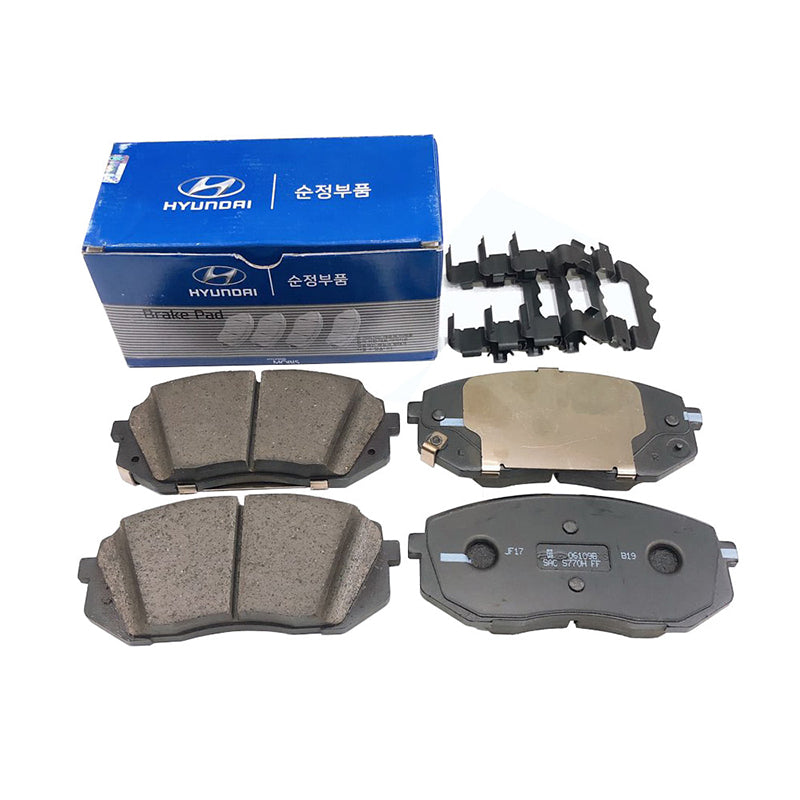 2011-2015 HYUNDAI ELANTRA AVANTE Genuine DISC BRAKE PAD KIT REAR 583023XA30