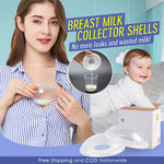 Breast Milk Collector Shell