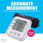 Automatic Portable Blood Pressure Monitor