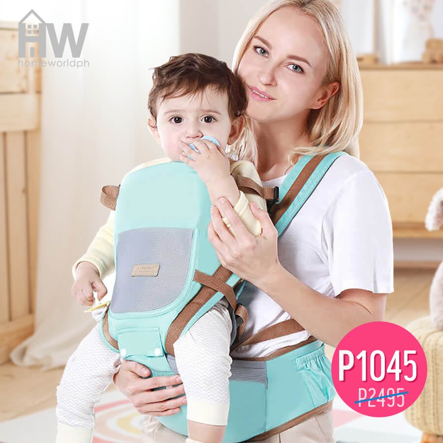 Kangaroo Plus Hipseat Multifunctional Baby Carrier