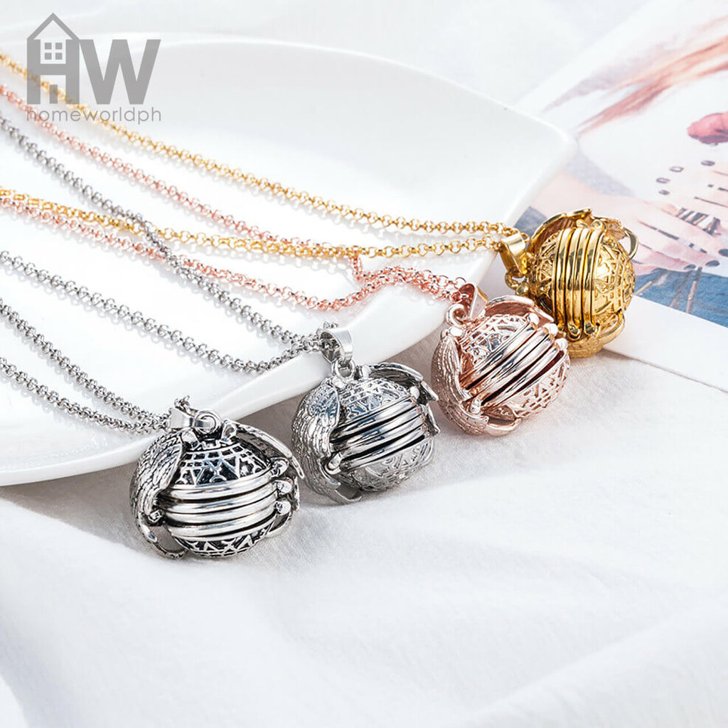 Memory Keeper Locket Necklace