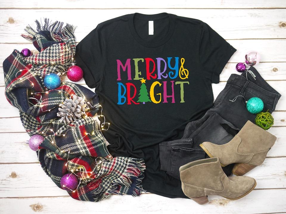 Merry & Bright - Retired