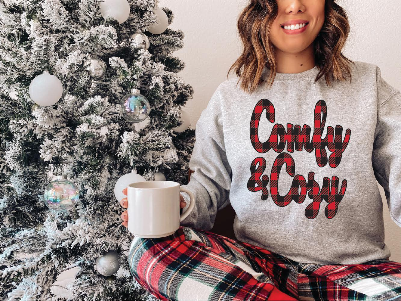 Comfy and Cozy Sweatshirt