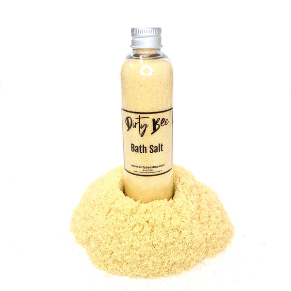 Bourbon Spice Bath Salt