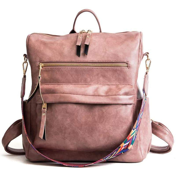 Josie Guitar Strap Backpack. Available in 6 Styles
