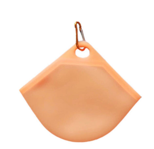 Silicone Mask Pouch