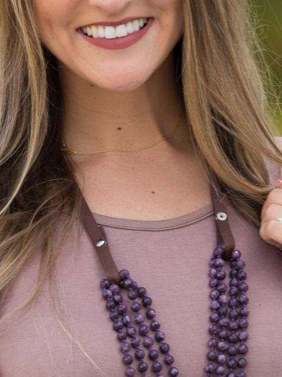 Beaded Necklace Extender