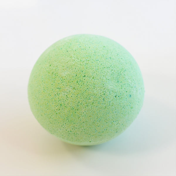 Coconut Lime Bath Bomb Bubbly