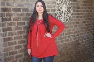 Ruby Red - Crowned Boutique