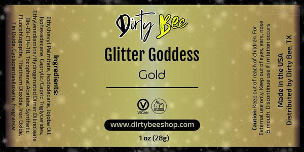 Glitter Goddess - Crowned Boutique