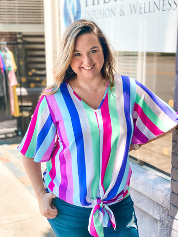 Colors of the Rainbow - Crowned Boutique