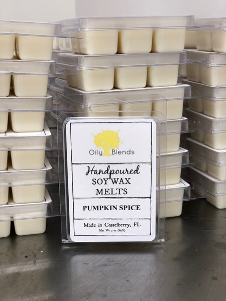 Fall Scented Soy Wax Melts