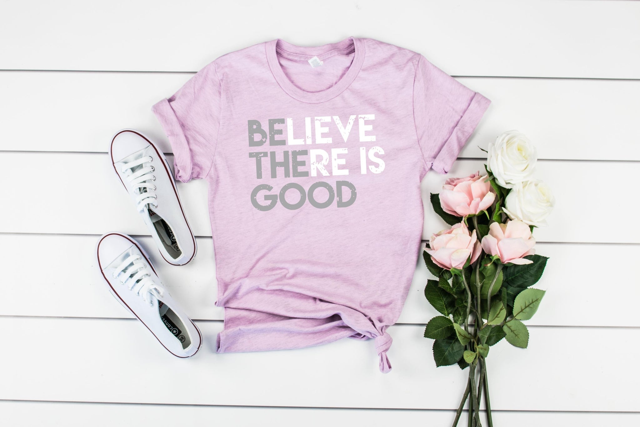 Be The Good- Pink
