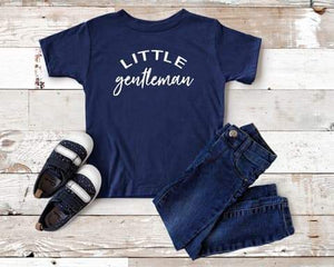 Little Gentleman - Crowned Boutique