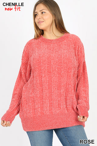 Favorite Chenille Sweater