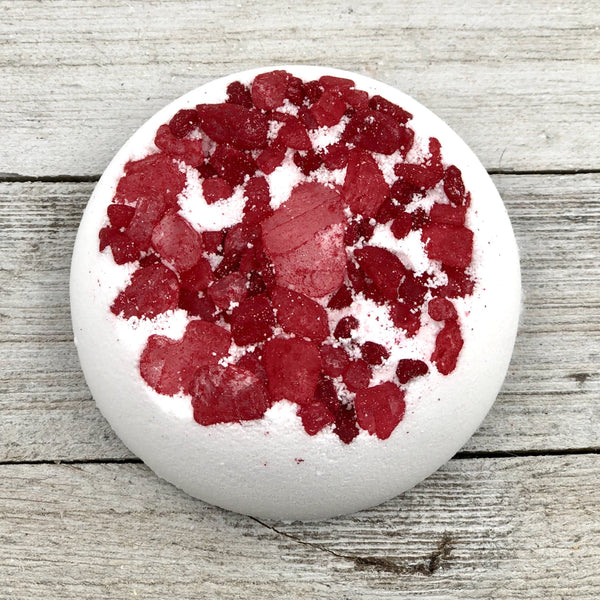 Sunkissess Geode Bath Bomb Bubbly