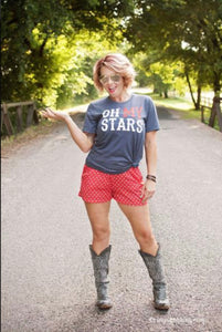 Oh My Stars Tee - Crowned Boutique