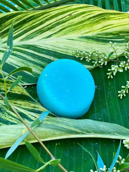 Turquoise & Lace Conditioner Bar