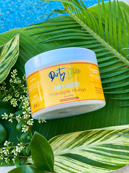 Pineapple Mango Body Butter
