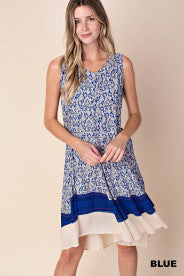 Blue Beauty - Crowned Boutique