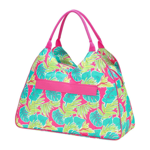 Totally Tropics Beach Bag - Crowned Boutique