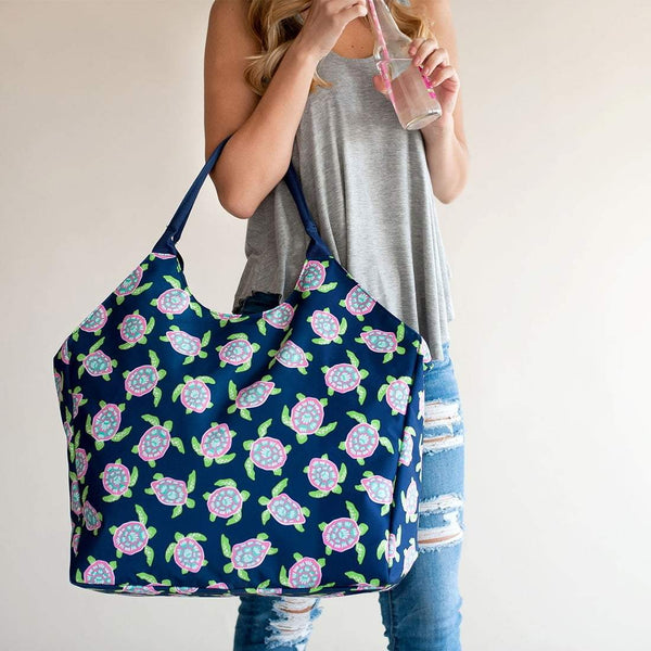 Turtle Bay Beach Bag - Crowned Boutique
