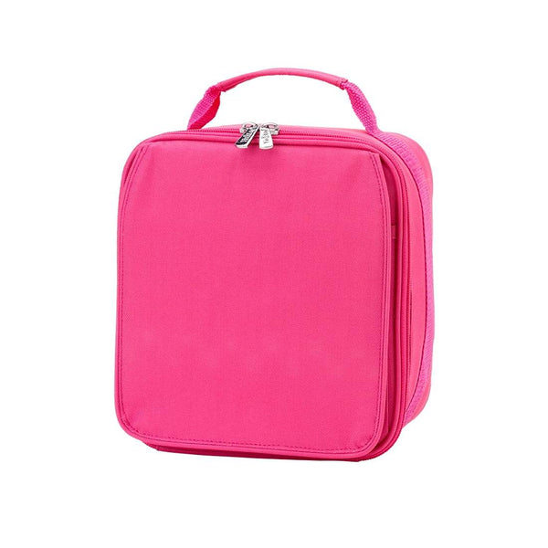 Hot Pink Lunch Box - Crowned Boutique